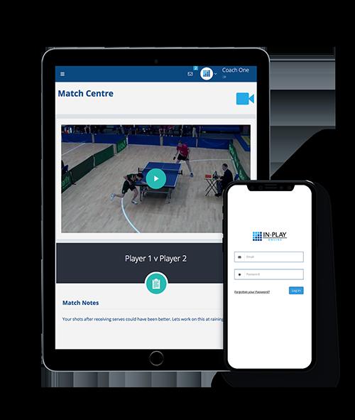 Table Tennis   Sports Analysis   inPlay Sports